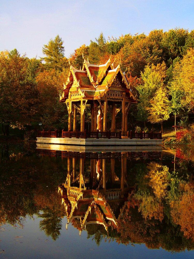 The Parks Of Munich Westpark