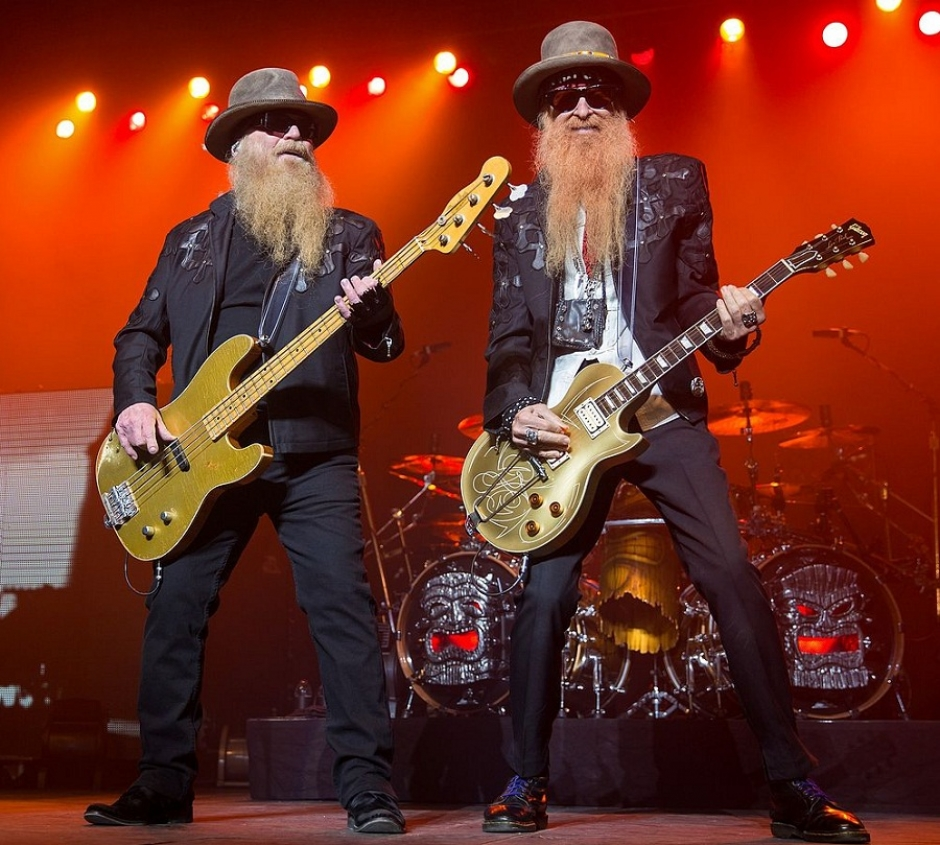 Concert: ZZ Top at Tollwood, July 5