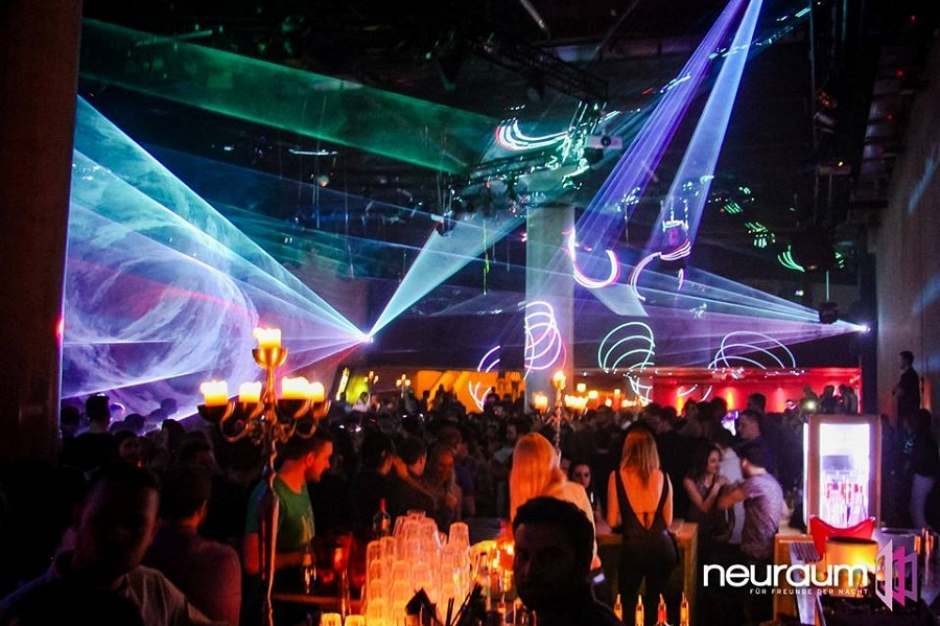 Nightclubs in Munich: neuraum