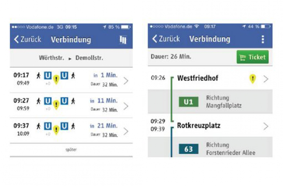 The Power of the MVG Travel App for Newcomers (and Residents) of Munich