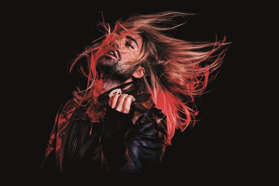 David Garrett – 2 Munich Concerts in 2016