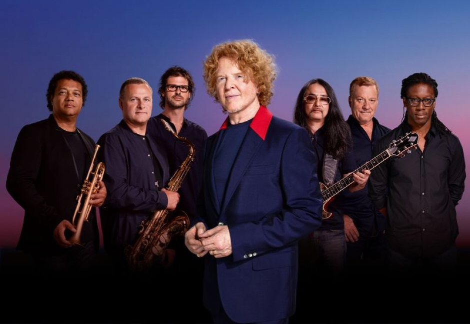 Simply Red at Olympiahalle, Munich on October 29