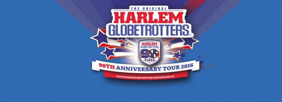The Harlem Globetrotters at the Olympiahalle March 19