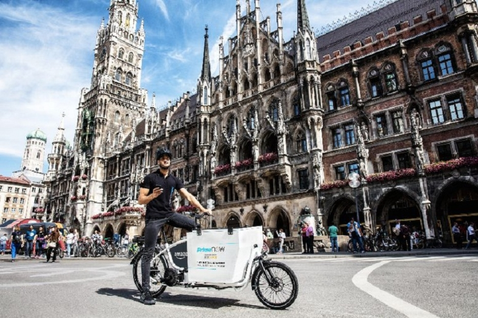Amazon Prime Now Launched in Munich