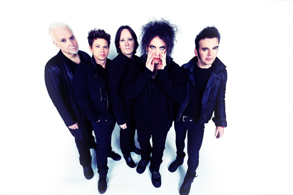 The Cure at the Olympiahalle, October 24