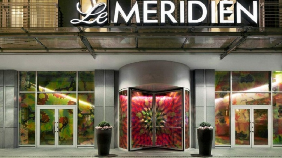 Five Star Hotels: Le Méridien Munich