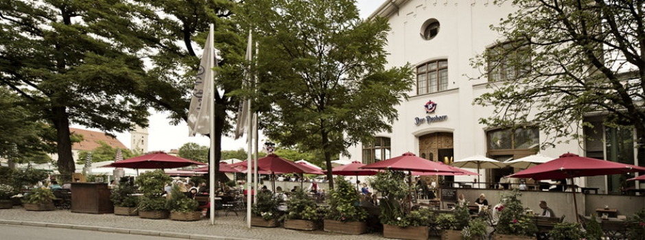 Bavarian Restaurants: Der Pschorr