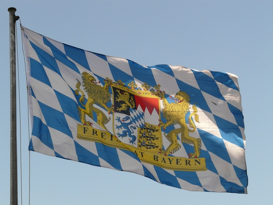 The Geopolitics of the Free State of Bavaria