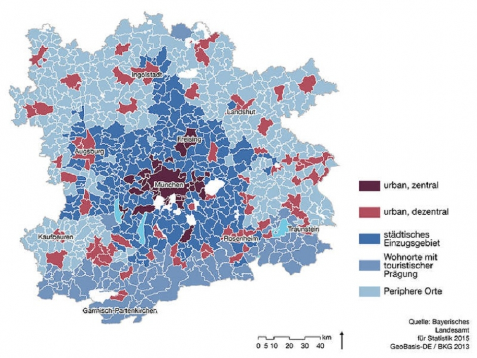 New Study: Living, Working and Mobility in Munich