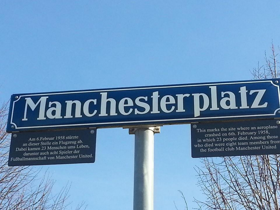 Manchesterplatz: There is a Corner of Munich that is Forever Manchester