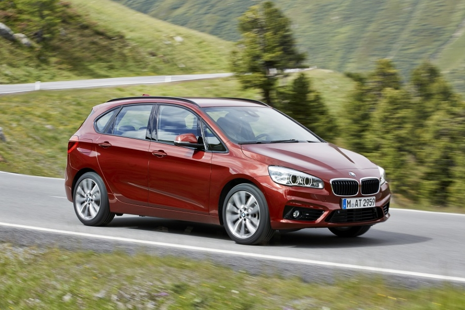 BMW Sales Continue Rise