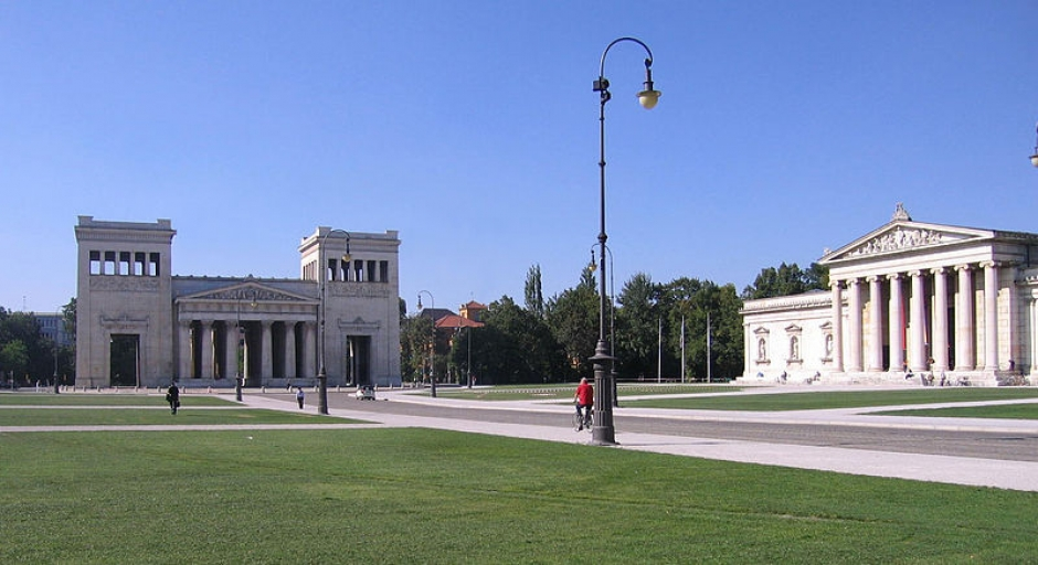 The Squares of Munich: Königsplatz