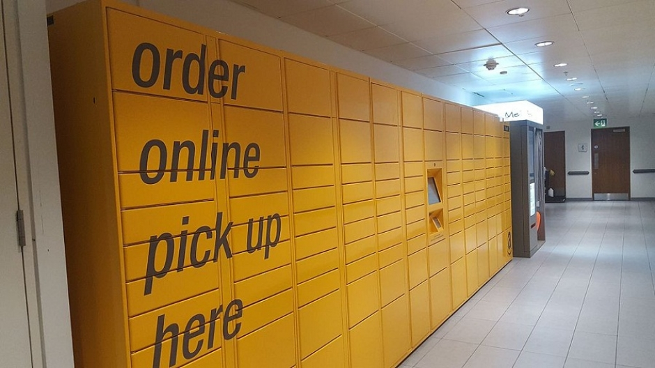 Amazon to Test Amazon Locker in Munich?
