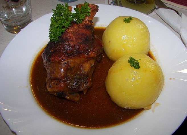 Munich's Food Classics and Bavarian Menu Glossary