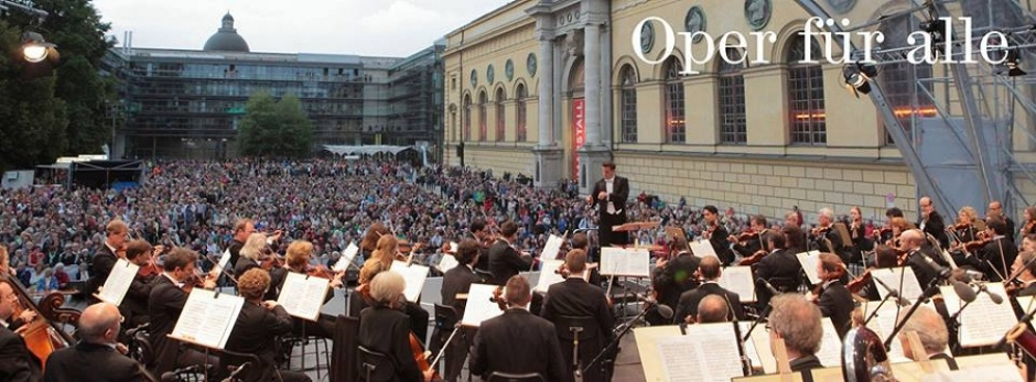 Festivals in Munich: Munich Opera Festival, June 25 – July 31