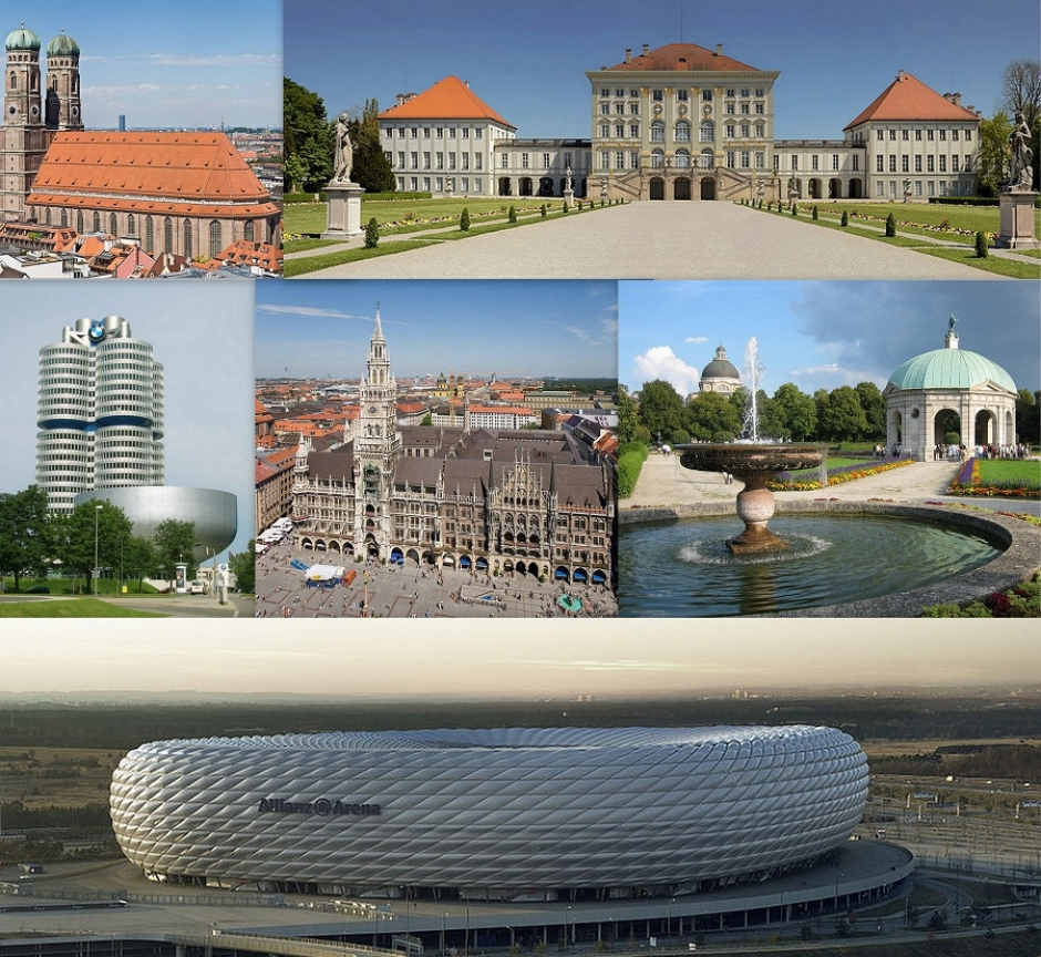 Moving to Munich: Introduction to Munich's Boroughs