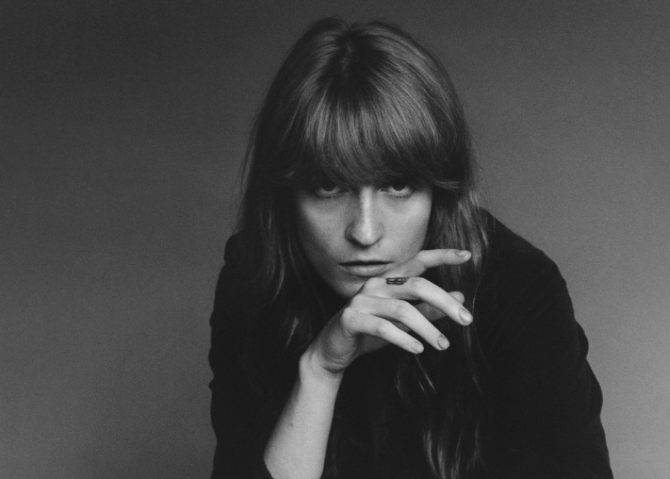 Florence + The Machine at the Olympiahalle on December 16