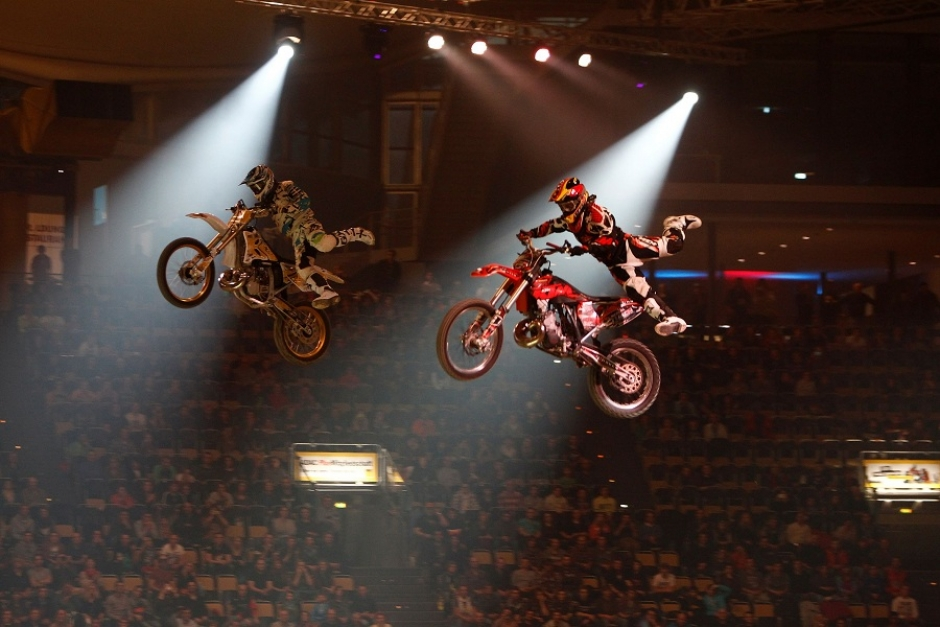 ADAC Supercross at the Olympiahalle November 20 and 21