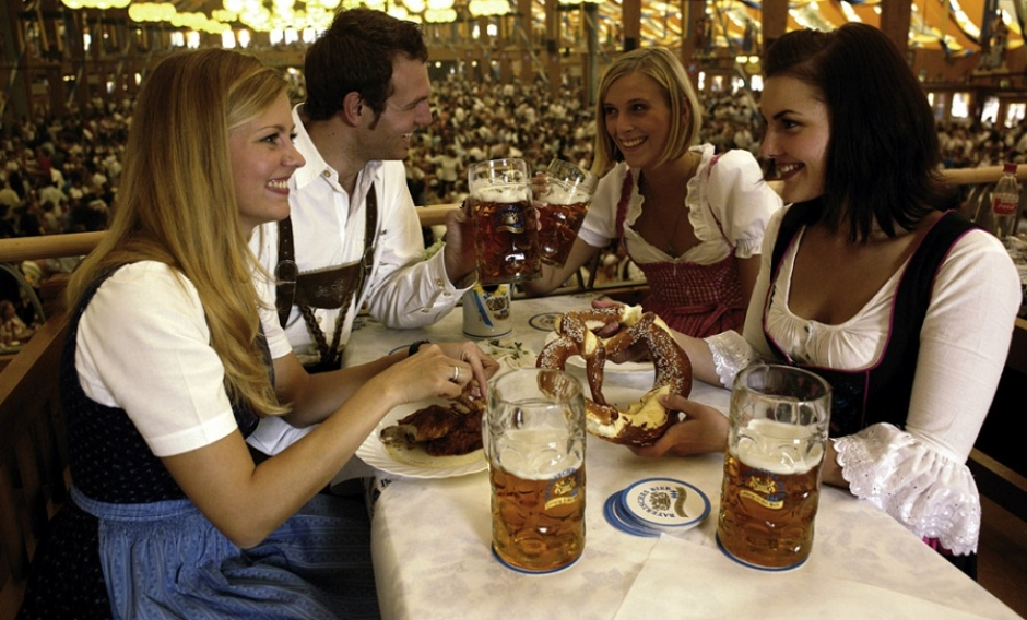 Festivals in Munich: Festival of Bavarian Beer Culture, July 22-24