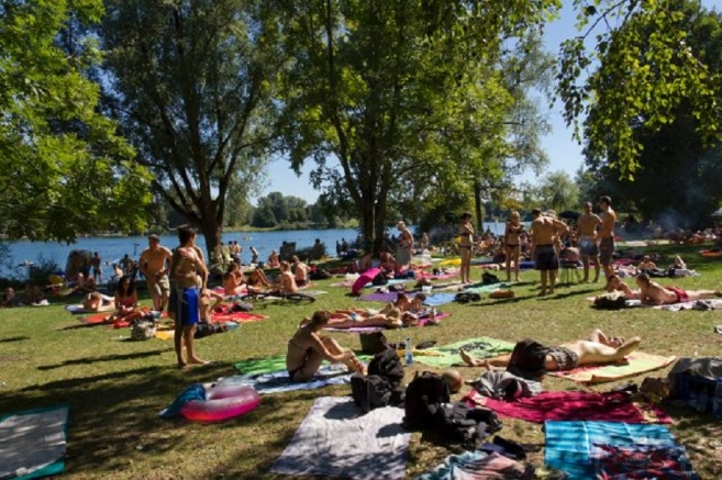 Bathing Lakes in Munich: Excellent Water Quality at Munich's Lakes