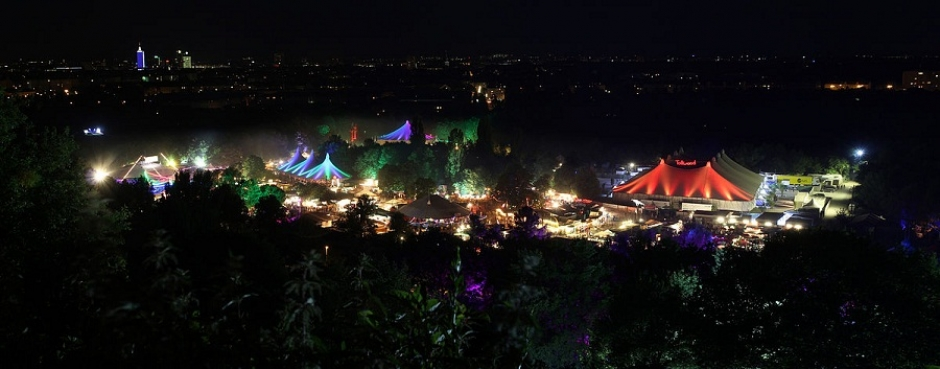 Festivals in Munich: Tollwood Summer Festival, June 29 – July 24