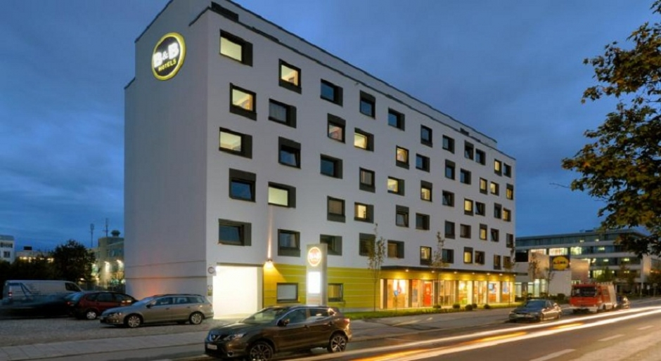 Budget Hotels in Munich West