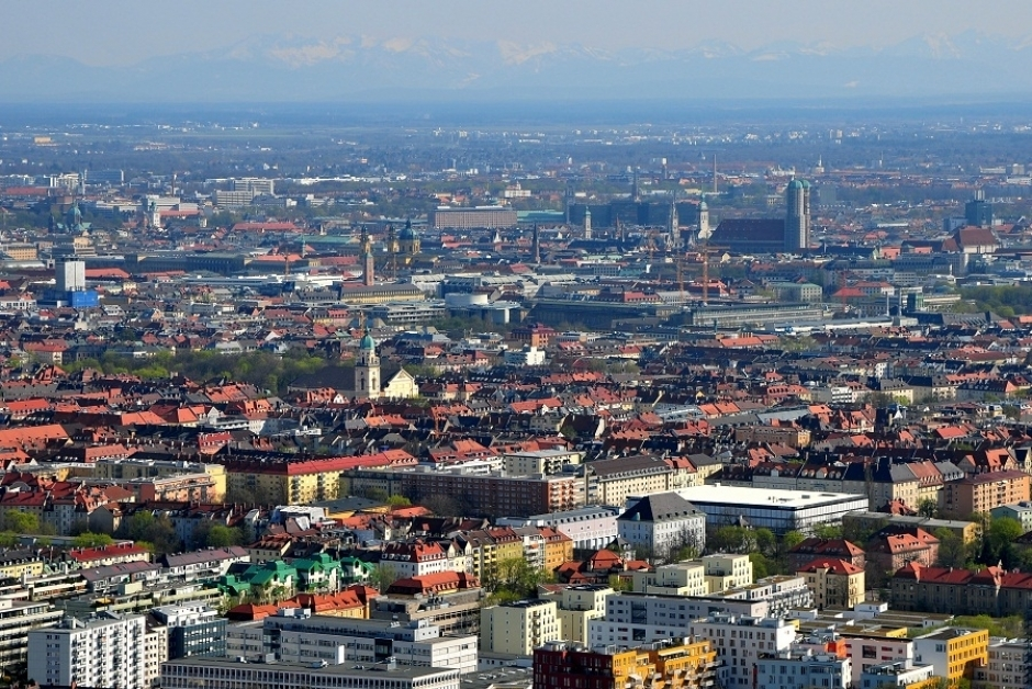 61,200 New Apartments Planned for Munich