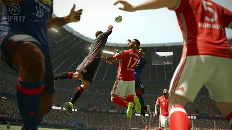 FC Bayern and EA Sports Announce Global Partnership