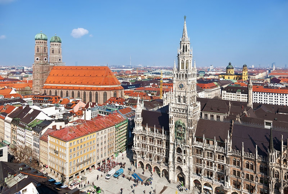 Sandemans Free Walking Tour of Munich