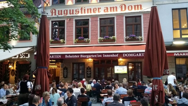 Bavarian Restaurants: Augustiner am Dom