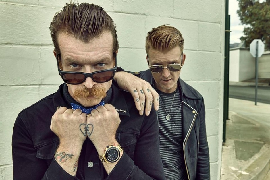Eagles of Death Metal Were Set to Play in Munich on Thursday