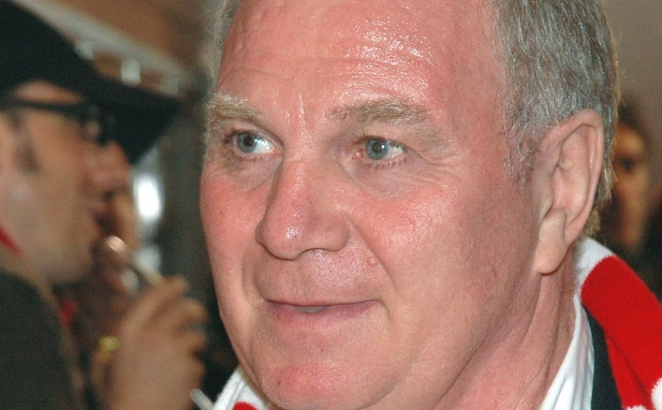 Ex Bayern Munich President Uli Hoeness in Early Release