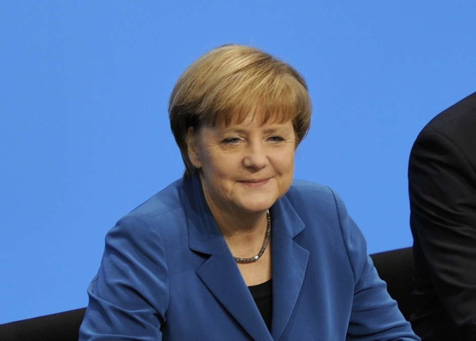 Chancellor Merkel to attend Germany vs. Netherlands Match Tomorrow