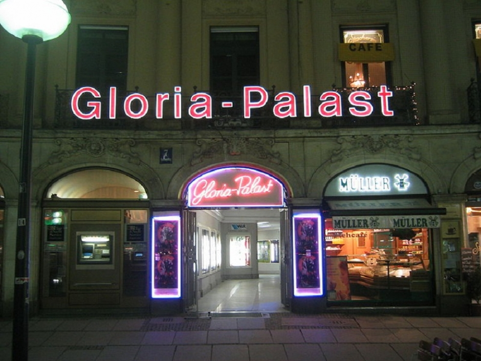 Cinemas in Munich: Gloria Palast