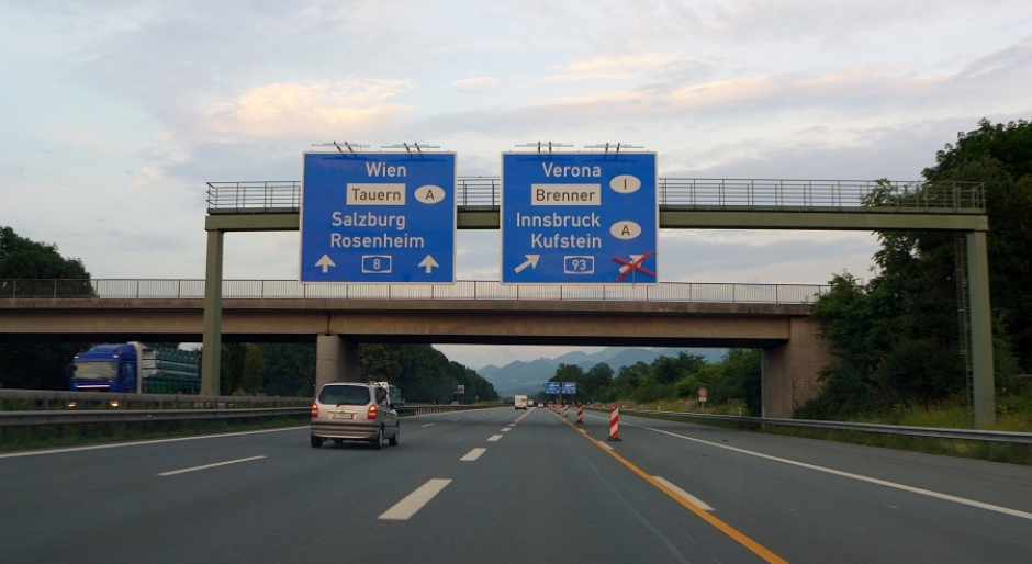 3,700 KM of Traffic Jams in Bavaria over the Weekend