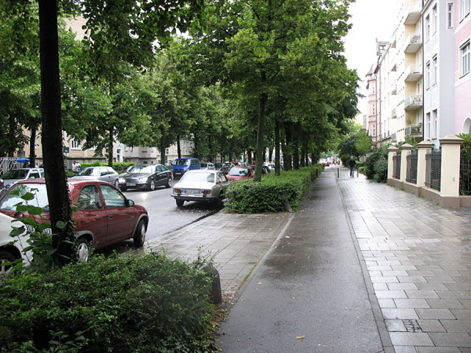 Parking in Munich