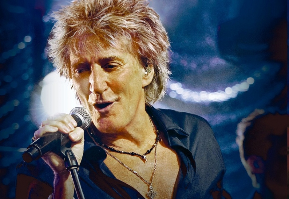 Rod Stewart at Olympiahalle Munich May 20, 2016