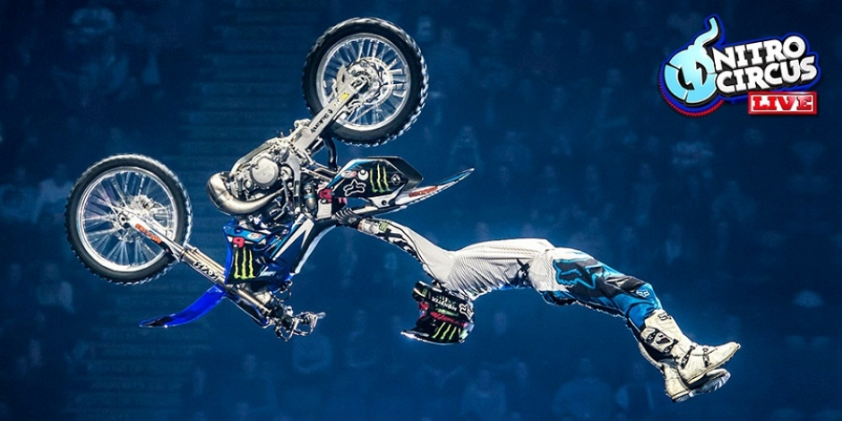 Nitro Circus Live at the Olympiahalle, January 30