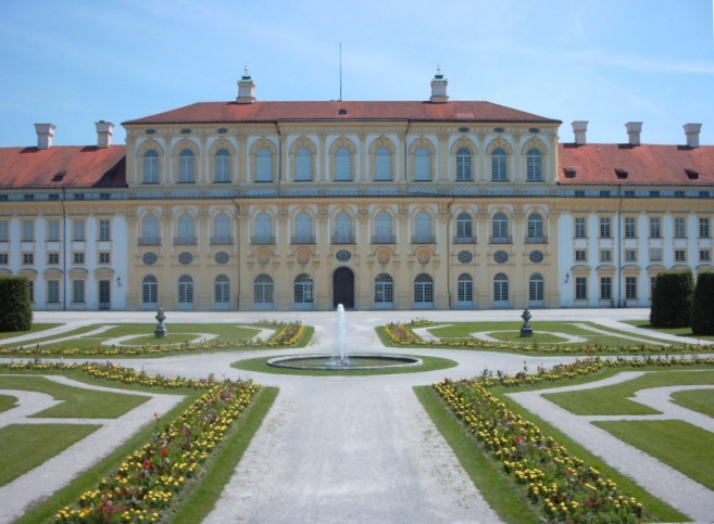 Schleissheim Palace near Munich