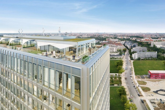 Former Siemens Headquarters to be Turned into Apartment Building