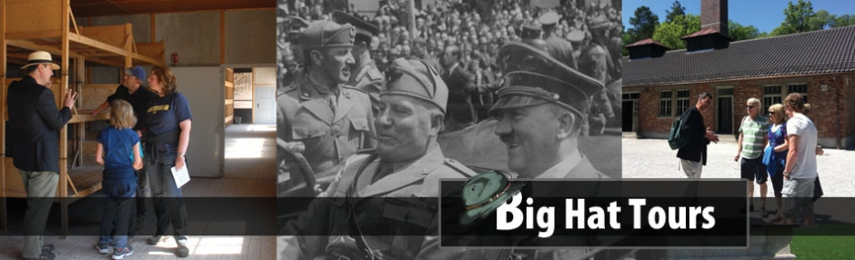 Third Reich Tour with Big Hat Tours
