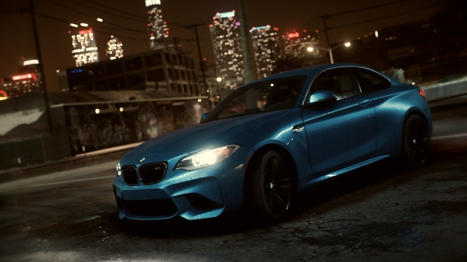BMW M2 Coupé Premieres in Need for Speed Today