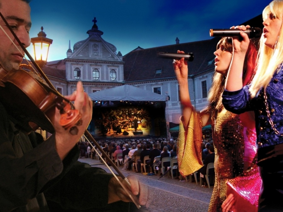 5th Munich Open Air Summer at the Brunnenhof, August 2016