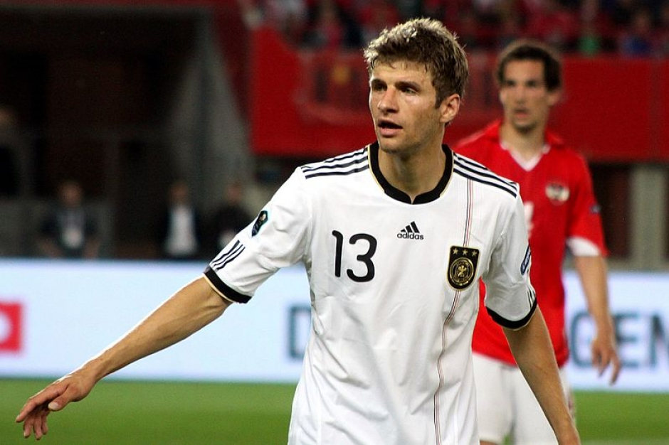 Thomas Müller of Bayern Munich Tempted by Premier League Wages