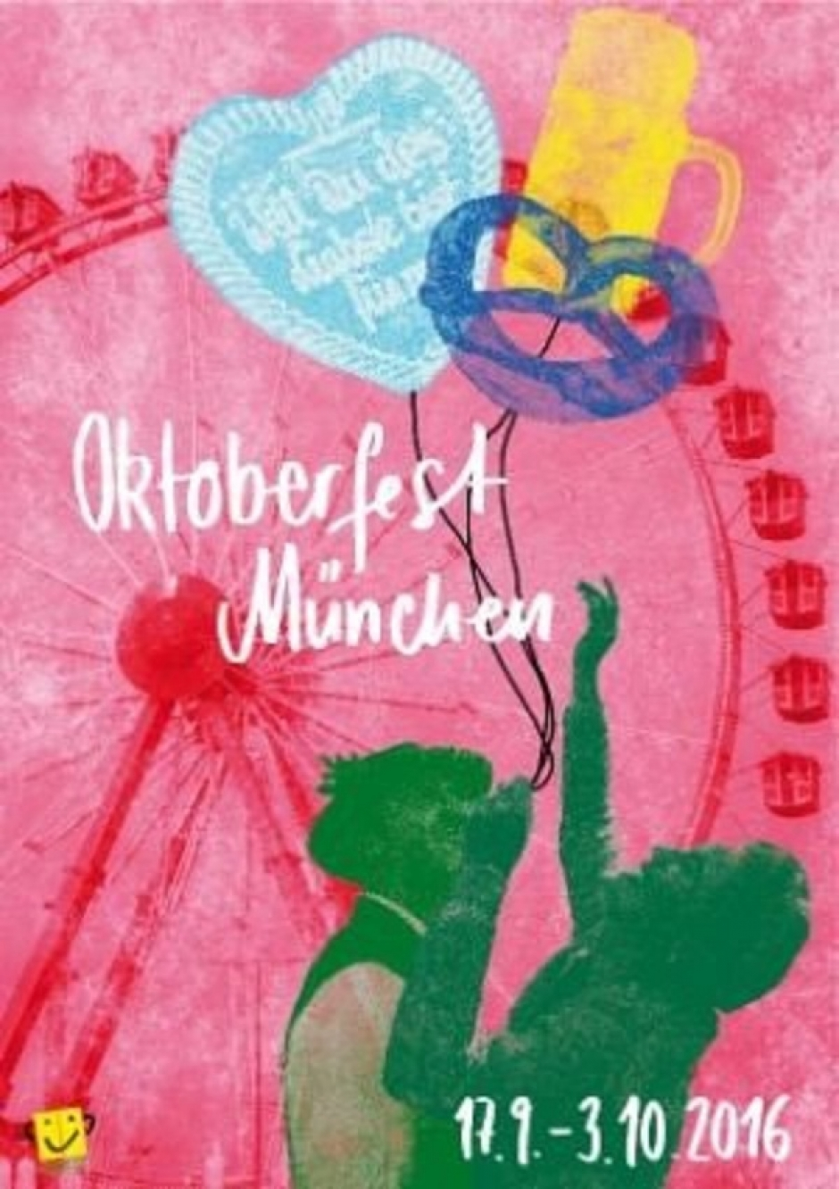 Oktoberfest 2016 Official Artwork Revealed