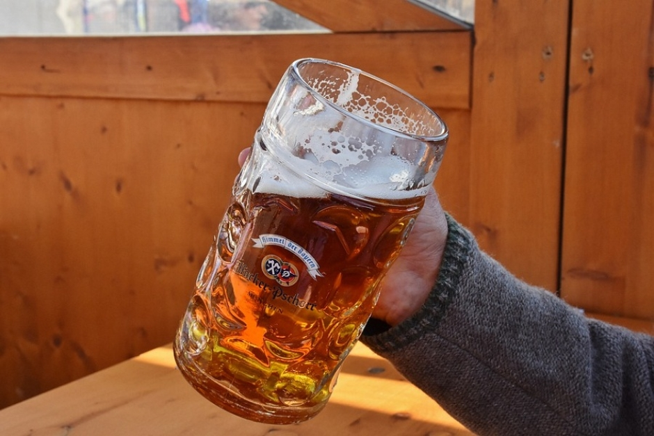 Bavarian Beer Sales at 20 Year High