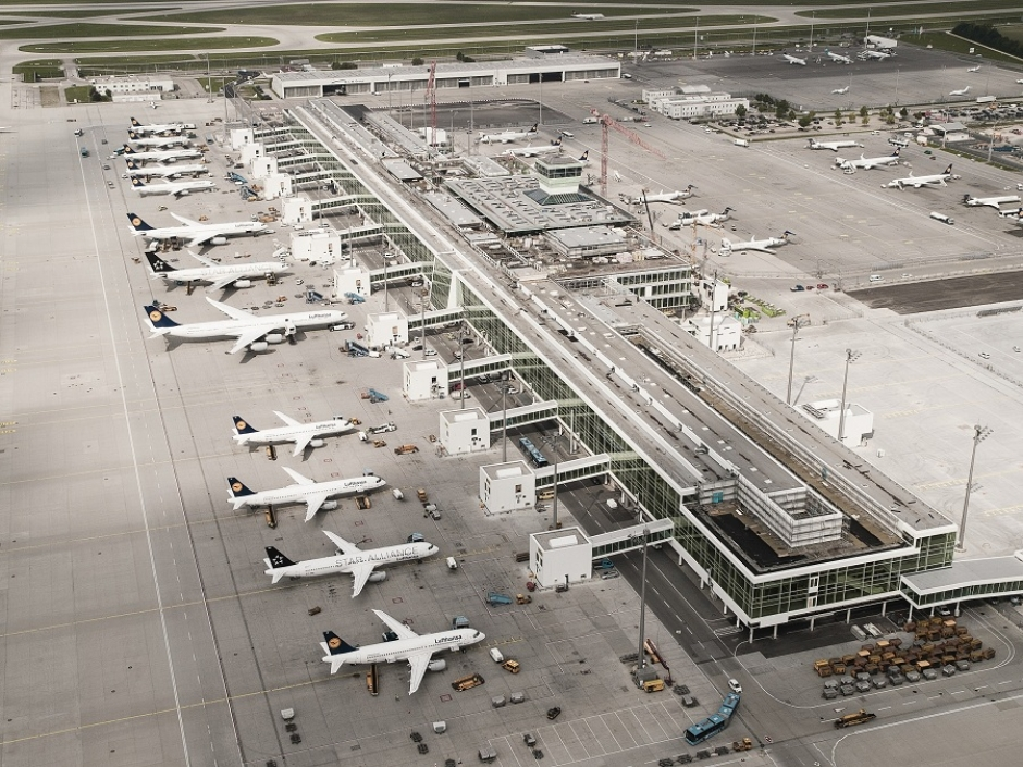 New Passenger Terminal at Munich Airport to Open in April