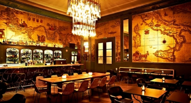Bars in Munich: Goldene Bar