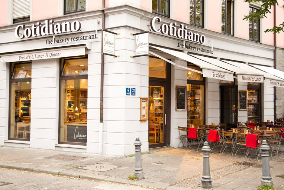 Brunch Places: Cotidiano