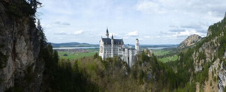 Bavaria amongst Lonely Planet's Best in Travel 2016